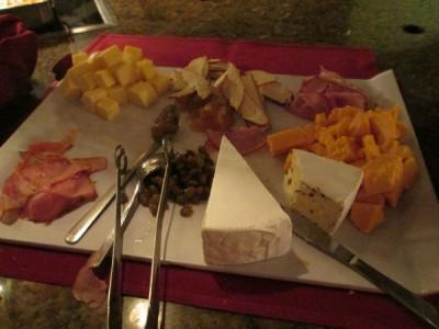 Biergarten Cheese Plate