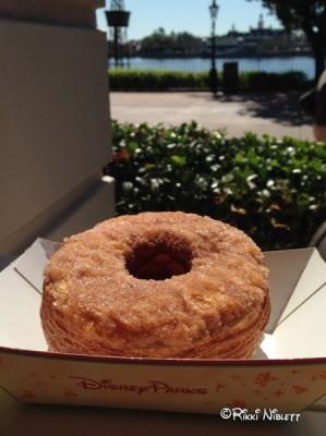 Croissant Doughnut World Showcase