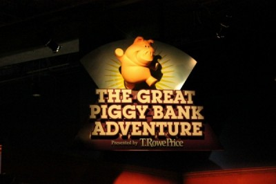 Great Piggy Bank Adventure