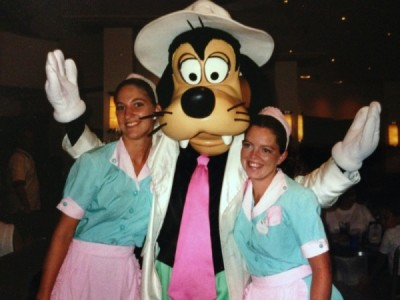 Hollywood and Vine-Vintage Goofy
