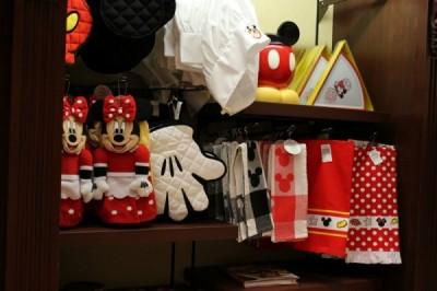 Shopping at Walt Disney World
