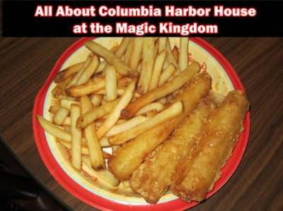 All About Columbia Harbor House at the Magic Kingdom