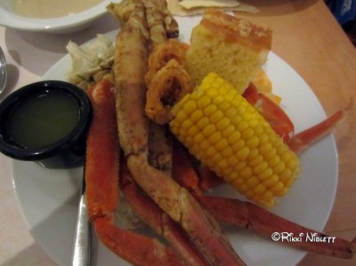 Cape May Buffet Offerings