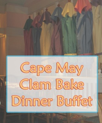 Cape May Clam Bake Dinner Buffet