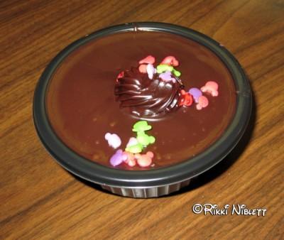 Counter Service Chocolate Cake