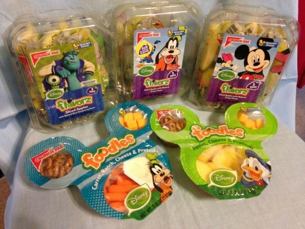 CrunchPak Disney Selection