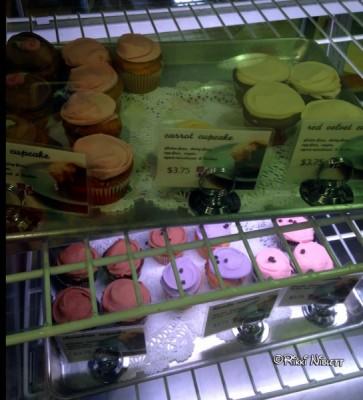 Cupcakes at Babycakes