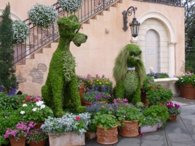Epcot Flower and Garden Festival Topiary (1)