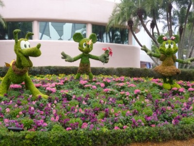 Epcot Flower and Garden Festival Topiary (6)