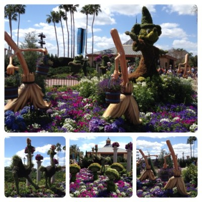 Fantasia Topiaries