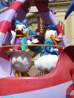 Festival of Fantasy Parade Disney Characters (10)
