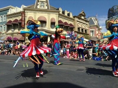 Festival of Fantasy Parade Disney Characters (6)