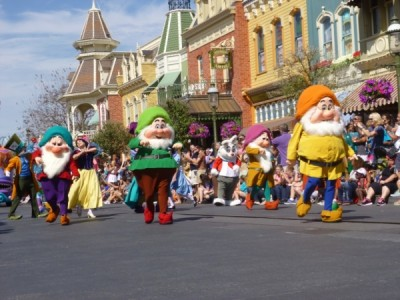 Festival of Fantasy Parade Disney Characters (7)