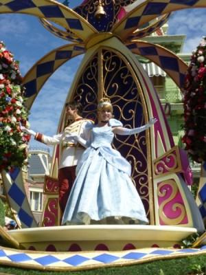 Festival of Fantasy Parade Princess Float (11)