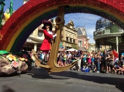 Festival of Fantasy Peter Pan Float (3)
