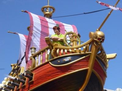 Festival of Fantasy Peter Pan Float (7)