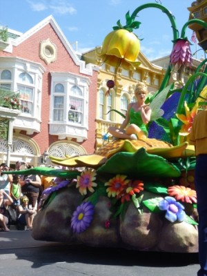 Festival of Fantasy Peter Pan Float (9)