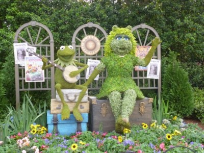 Flower and Garden Festival Muppets Topiary (3)
