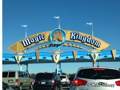 Magic Kingdom Parking