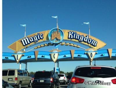 Magic Kingdom Parking
