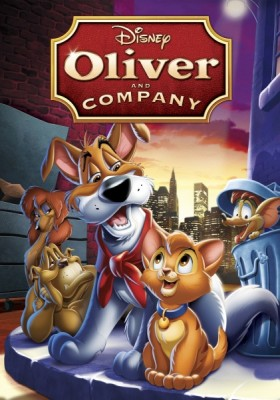 Oliver and Company Movie Review