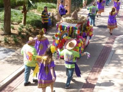 Port Orleans Mardi Gras Parade (12)