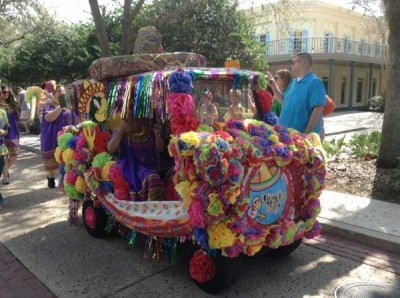 Port Orleans Mardi Gras Parade (14)