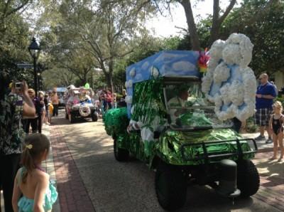 Port Orleans Mardi Gras Parade (16)