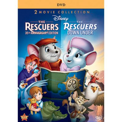 The Rescuers Down Under Movie Review