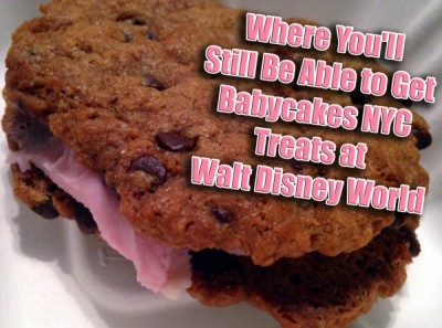 Where You'll Still Be Able To Get Babycakes NYC Treats at Walt Disney World