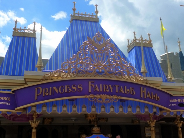 Princess Fairytale Hall Magic Kingdom (1)