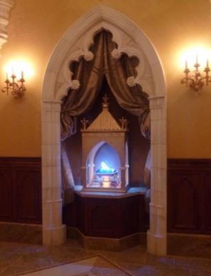 Princess Fairytale Hall Magic Kingdom (4)