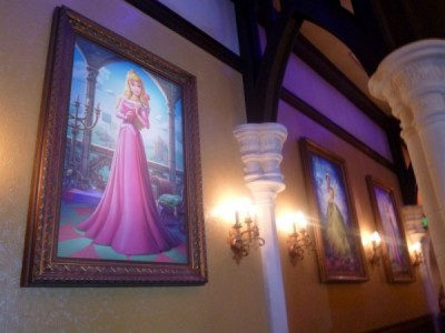 Princess Fairytale Hall Magic Kingdom (8)