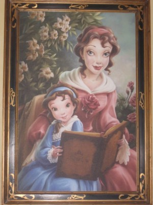 Enchanted Tales with Belle New Fantasyland (1)
