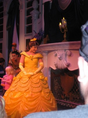 Enchanted Tales with Belle New Fantasyland (8)