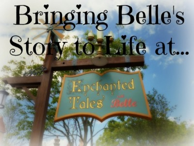 Enchanted Tales with Belle New Fantasyland (9)
