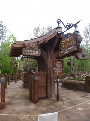 Seven Dwarfs Mine Train (4)