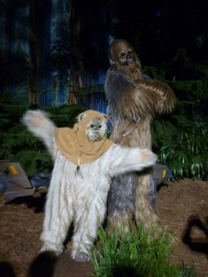 Star Wars Weekends Character Greetings (3)