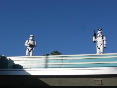 Star Wars Weekends stormtroopers (2)