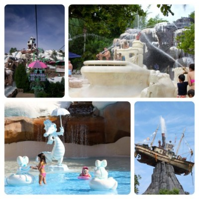 Disney's Water Parks are lots of fun during the summer.