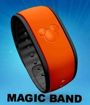 Disney's Magic Band