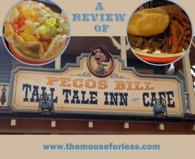 A review of Pecos Bill's