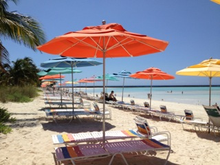 Serenity Bay - the adult beach only