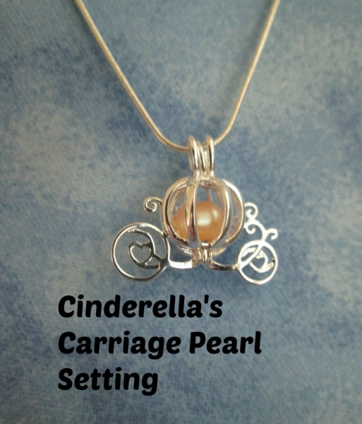 Cinderella Pearl Setting