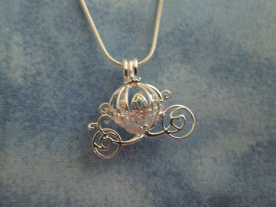 Details of Disney Necklace