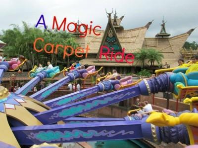 Magic Carpets of Aladdin Pinterest