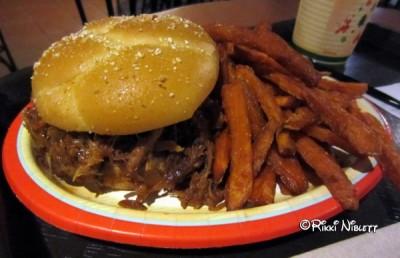 Pecos Bill BBQ Pork