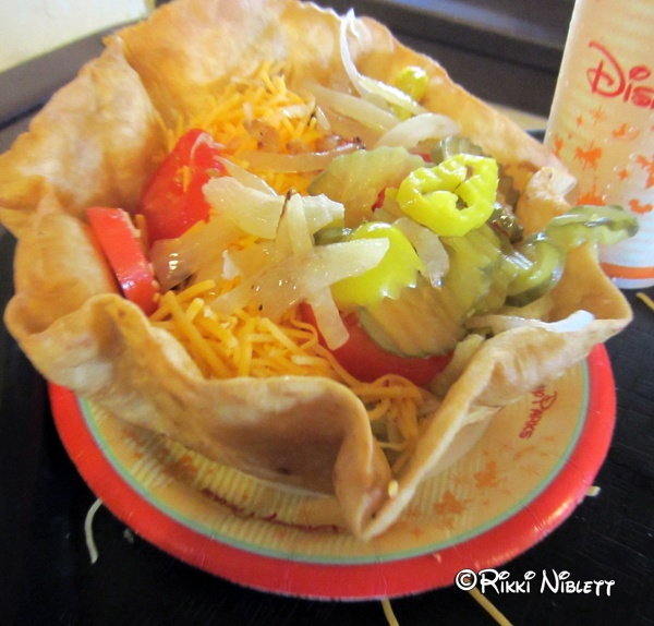 Pecos Bill Taco Salad