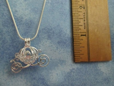 Size of Disney Necklace