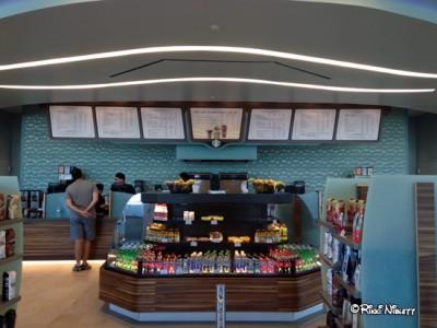 Starbucks Fountain View Inside